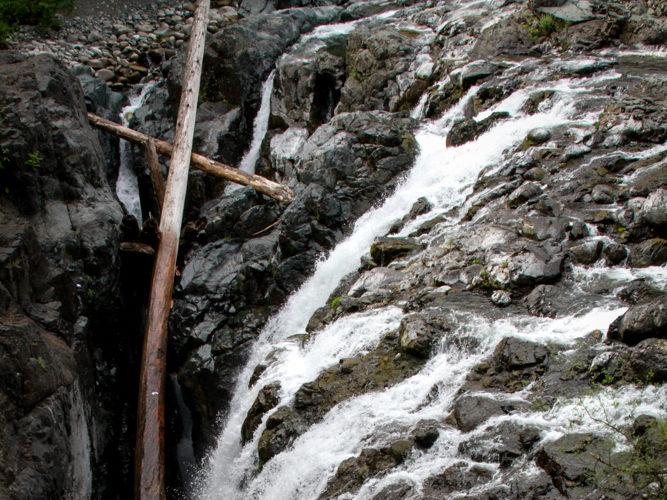 Englishman Falls – Vancouver Island, BC