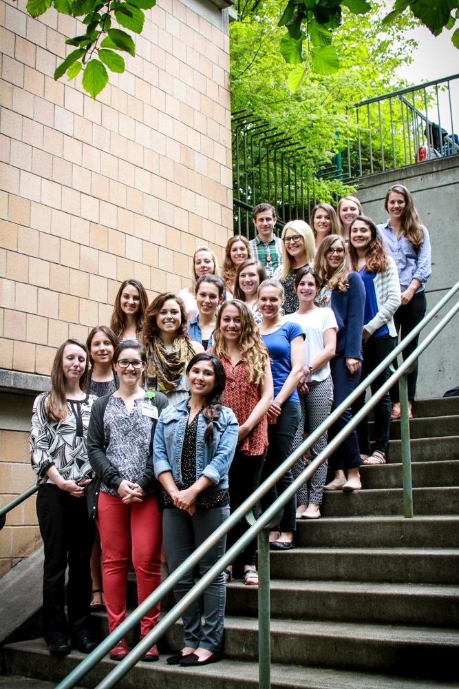 OHSU Class Photos