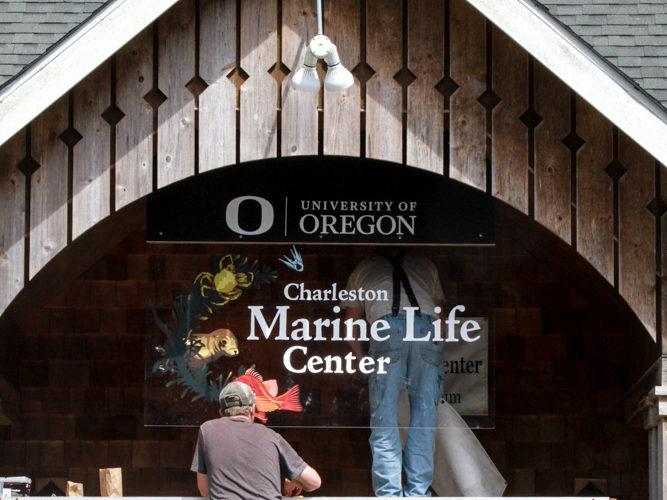 Charleston Marine Life Center – Grand Opening