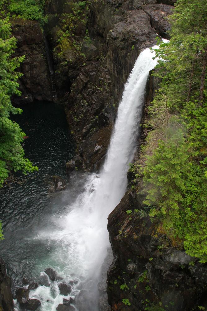 Elk Falls – Vancouver Island, BC