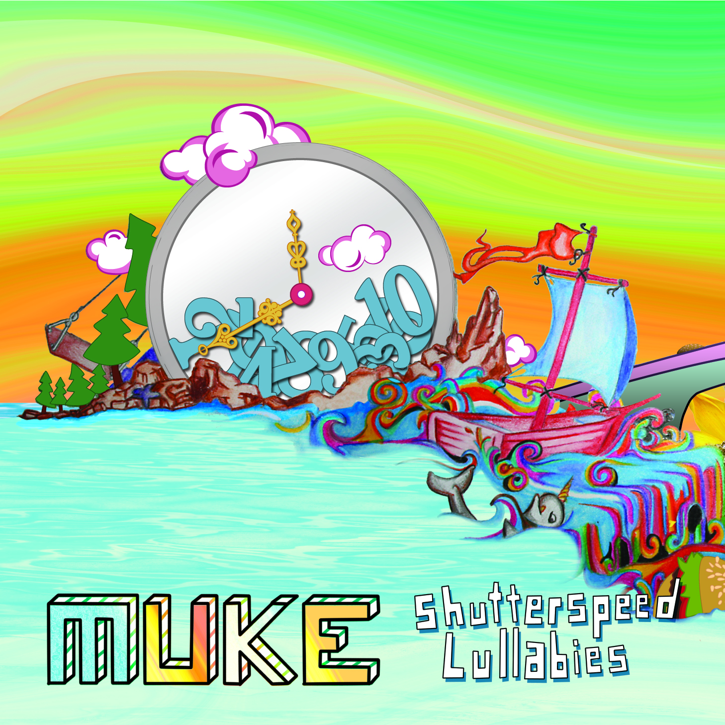 Muke Album Art