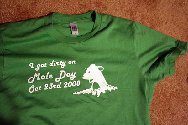 Mole Day