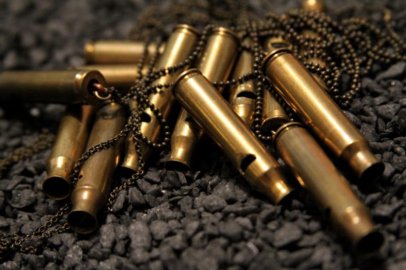 Brave Bullet Whistle
