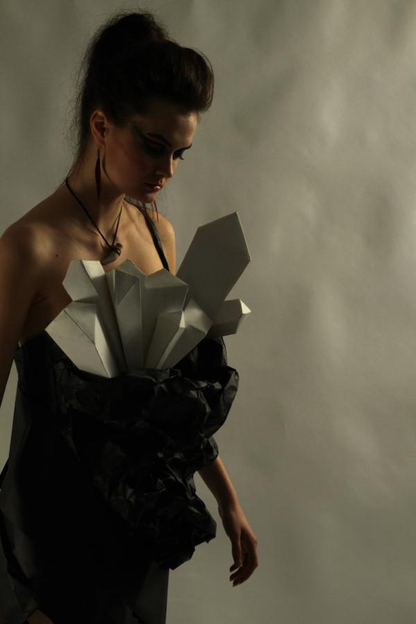 Paper Stone Dress